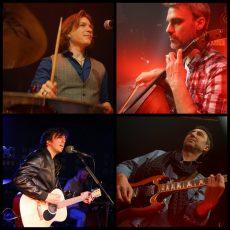 Photo live concert 4 musiciens somelse